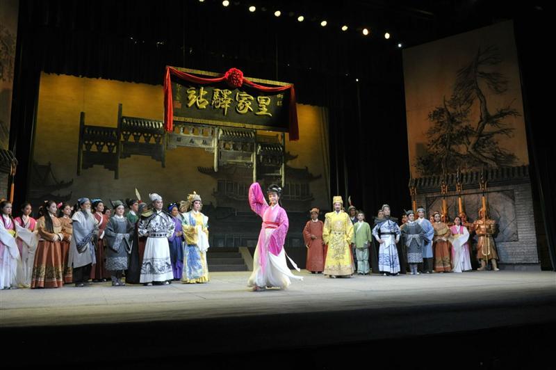 """""""天中杯""""第八届黄河戏剧节在驻马店市隆重开幕"""