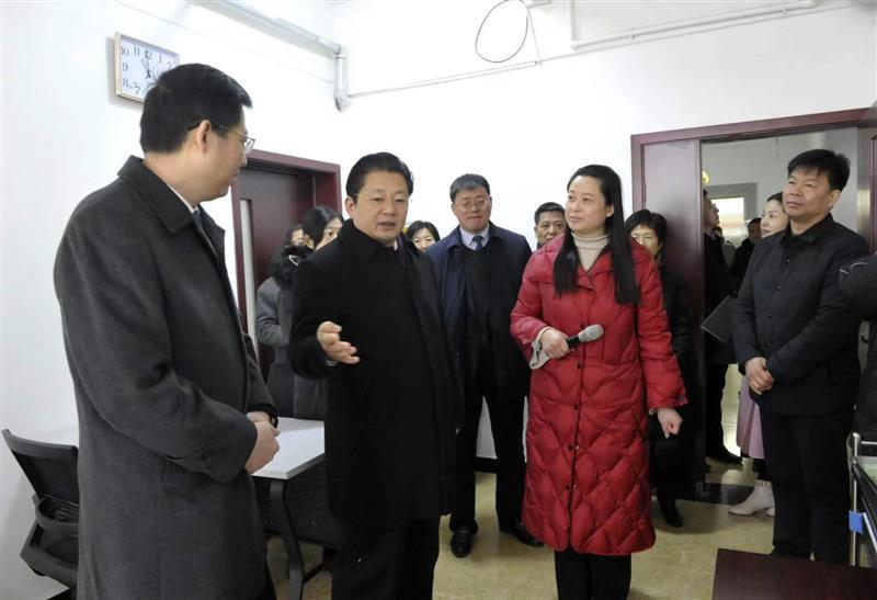 朱是西深入泌阳县调研指导县域经济发展