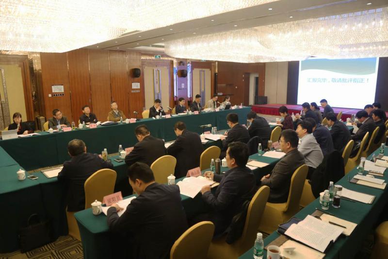 我市2019年大气污染防治攻坚战实施方案专家评审会在郑州召开