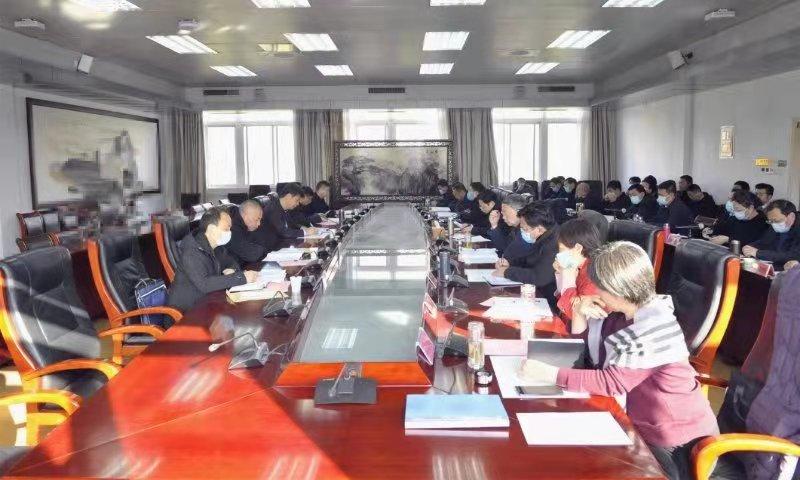 河湖长zhi省级考核组来我市开zhan实地考核