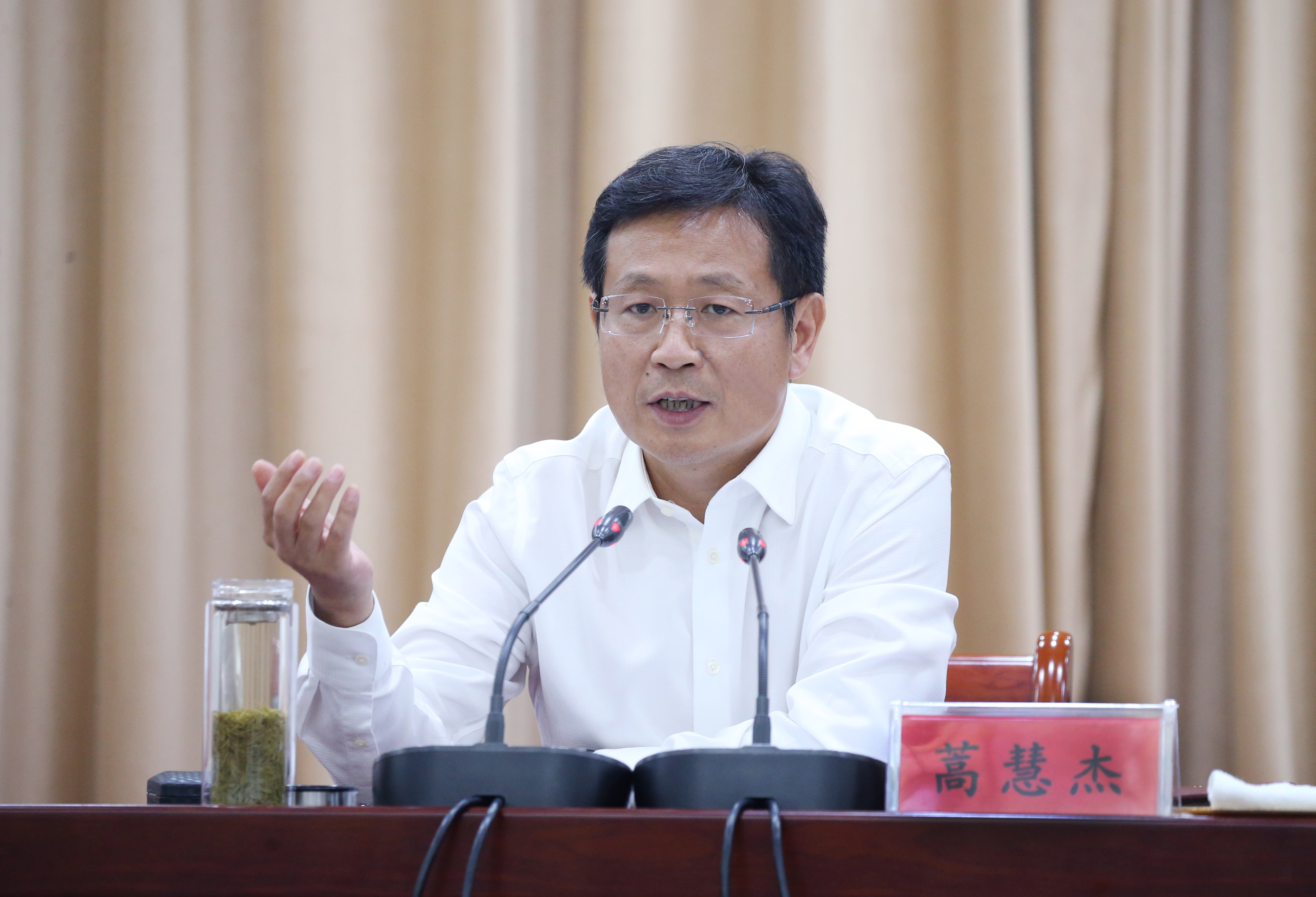 第二十四届中国农加工投洽会 驻马店市筹备工作动员会召开