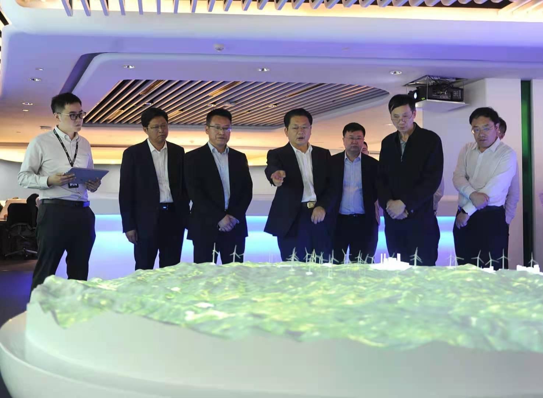 市委副书记、市长朱是西率团赴上海开展集中大招...
